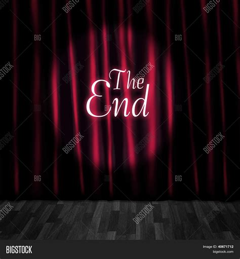 go on and close the curtains closed theatre stage curtains image photo bigstock
