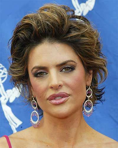 back view of nina rinna hair 17 best ideas about lisa rinna on pinterest short shag
