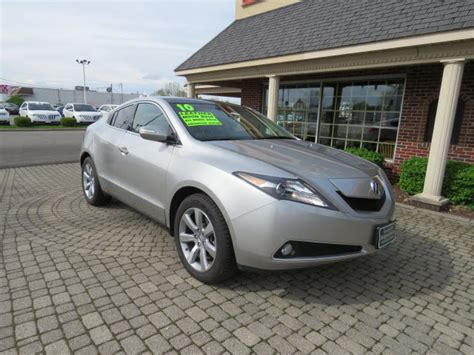bowling green lincoln auto sales 2010 acura zdx base w technology packa in bowling green