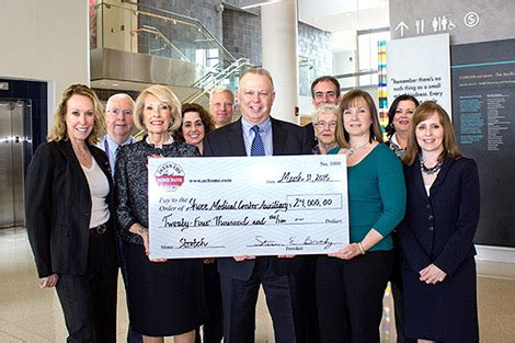 city home bank donates 24 000 to auxiliary of shore