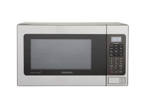 Consumer Reports Best Countertop Microwave by Samsung Mg11h2020ct Microwave Oven Consumer Reports