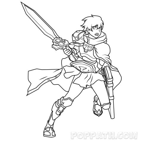 doodle how to make warrior cool anime warrior drawings www pixshark images