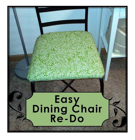 How To Recover Dining Room Chairs Large And Beautiful Recovering Dining Room Chairs