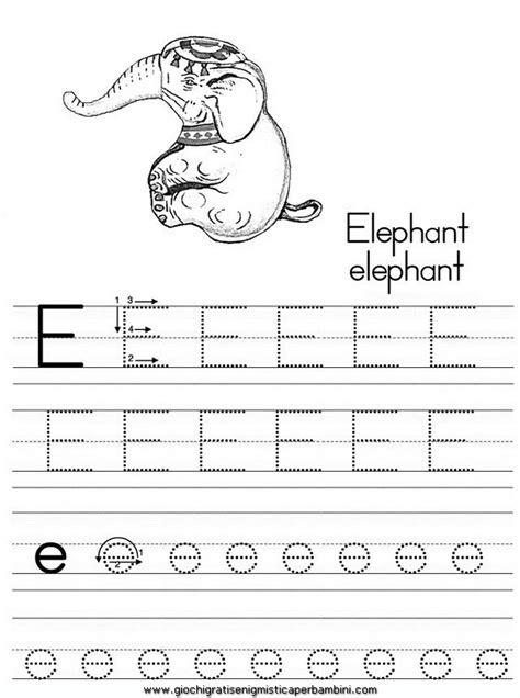 imparare a scrivere le lettere imparare a scrivere le lettere 05 schede didattiche impara