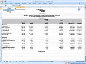 financial reporting templates excel income statement template excel newhairstylesformen2014