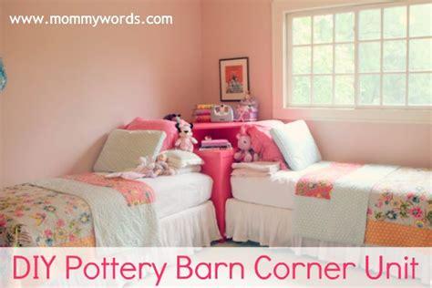 Store It Bed Diy Pottery Barn Store It Corner Unit That S Vandy