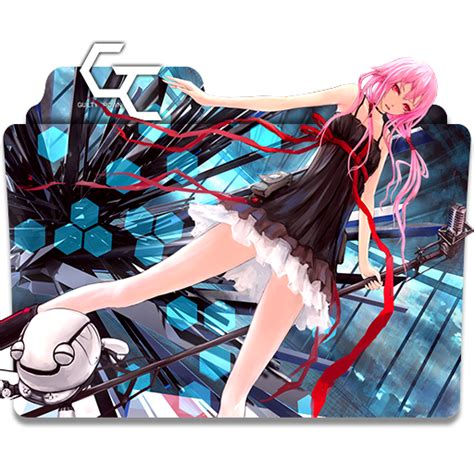 guilty crown anime icon by rizmannf on deviantart icon folder guilty crown 3 by alex 064 on deviantart