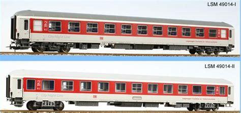 Kemeja 2nd Sz Ls ls models set of 2 passenger cars 2nd class quot city