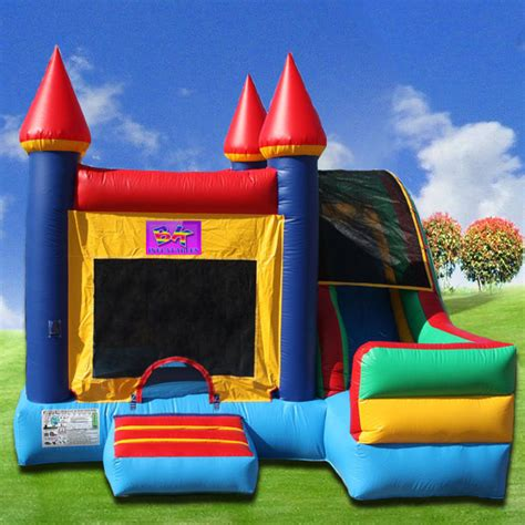 bounce house with slide slides 171 bk inflatables inflatables bounce houses water slides and party rentals