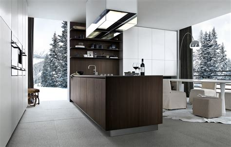 Poliform Kitchen Design Adventurous Design Quest Twelve Kitchen By Carlo Colombo From Varenna Poliform