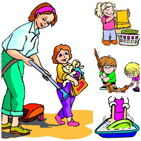 home chores childrens chores chai mommas