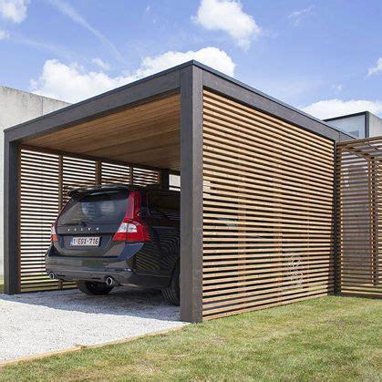 carport ideal struttura posto auto coperto tettoia per posto auto in legno modu collstrop garden
