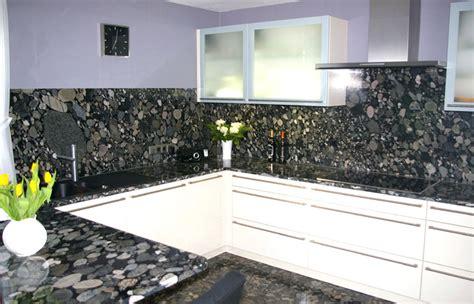 küchenplatte granit black marinace aus dem granit sortiment wieland