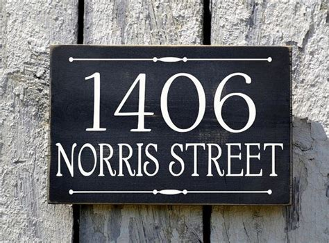 hanging address plaques for l post 17 best images about address plaques on pinterest arches
