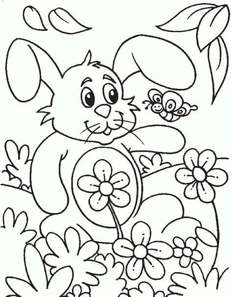printable spring coloring pages kindergarten coloring home printable spring coloring pages kindergarten coloring home