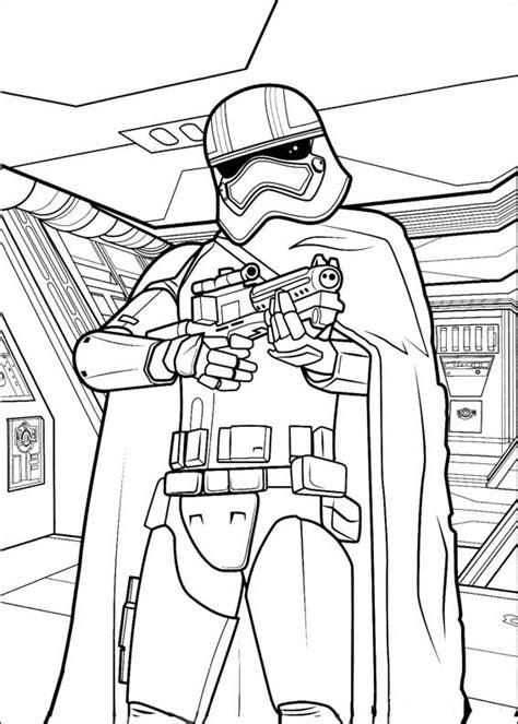kylo ren and stormtrooper coloring page desenhos para pintar star wars o despertar da for 231 a9