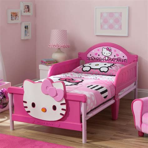 hello kitty beds hello kitty 3d toddler bed pink toys quot r quot us