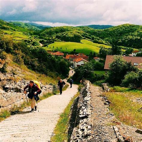camino de santiago frances camino frances roncesvalle to larrasoana camino