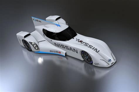 zeod rc nissan nissan reveals completed zeod rc 2014 le mans racer