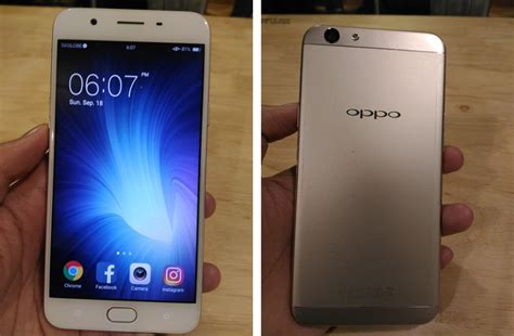 Otg Oppo F1s oppo f1s unboxing and initial impressions dugompinoy