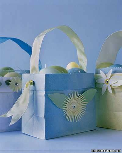 Paper Basket Craft Ideas - 14 simple easter basket designs adding creative