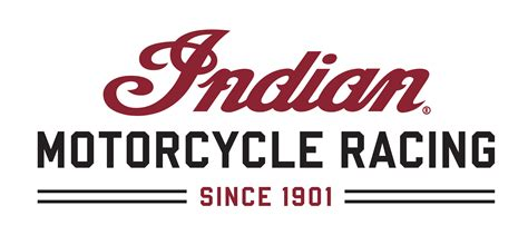 motocross racing logo indian motorcycle racing secures its fifth podium sweep of
