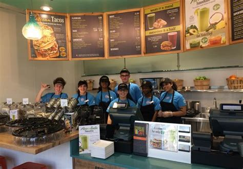 local small business owners open  tropical smoothie
