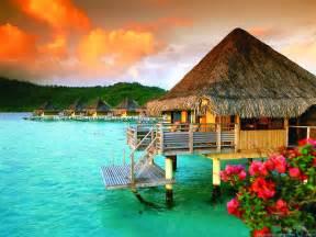 Of nature quot tahiti islands resort is a world best romantic island