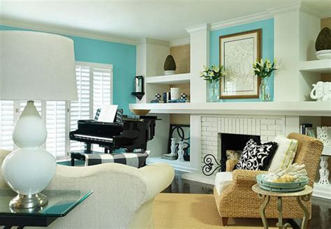 Blue Country Living Room by Country Living Room Blue Colors