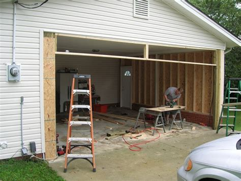 Convert Carport Into Garage by Carports Turned Into Garage Image Pixelmari