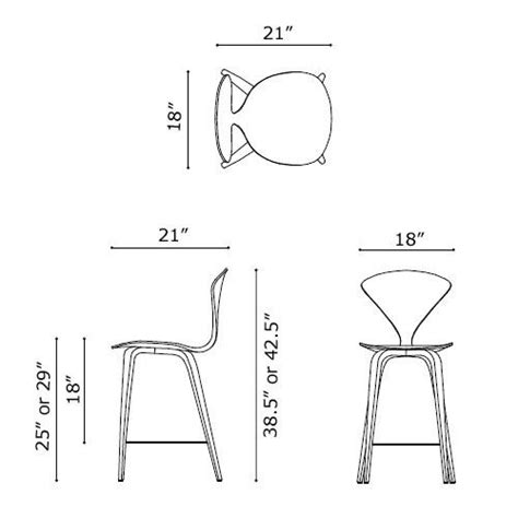 Bar Stool Seat Size by Bar Stool Dimensions Guide Search Seating