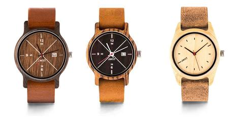 3 conseils pour choisir une montre en bois homme