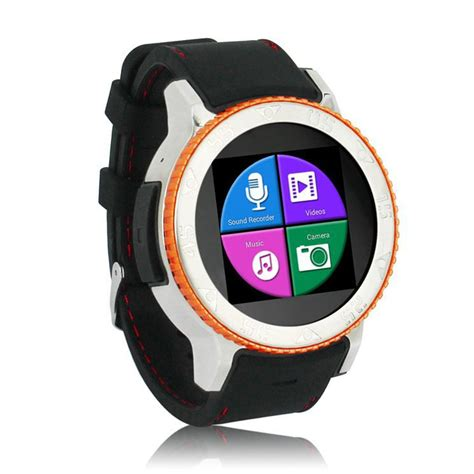 Android Smart X3 Plus Jam Tangan Smartwatch Ios Android Iphone indigi s6 waterproof smartwatch