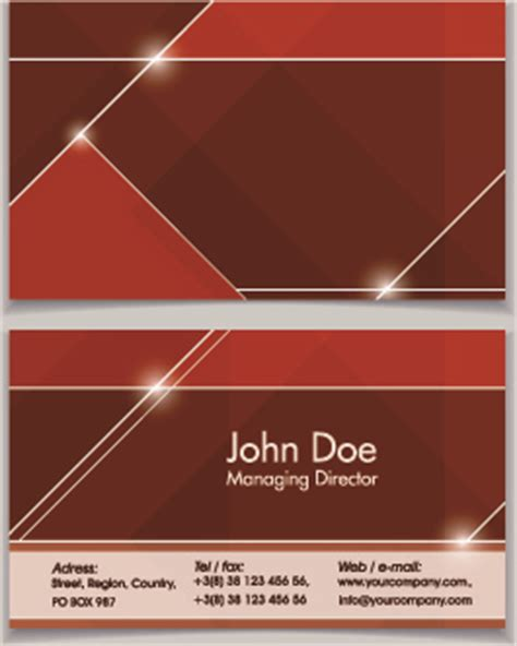 called party pattern usage cdr modern business card background design free vector