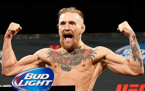 mcgregor tattoo weigh in mcgregor plans to butcher mendes at mgm ufc 174 news