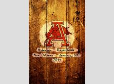 Arkansas Razorback Wallpaper and Screensavers ... Lsu Football Logo