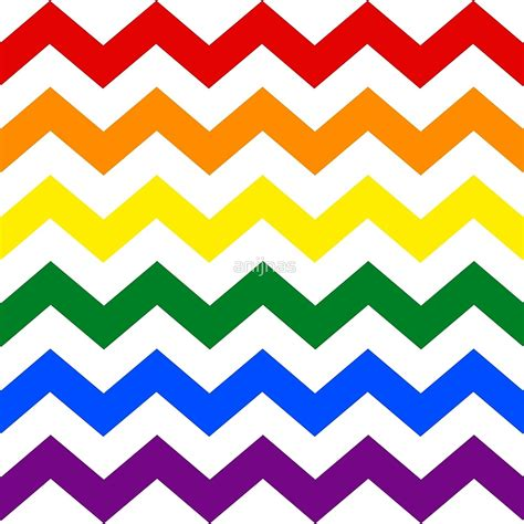 color pattern in rainbow quot rainbow chevron pattern simple colors rainbow quot by