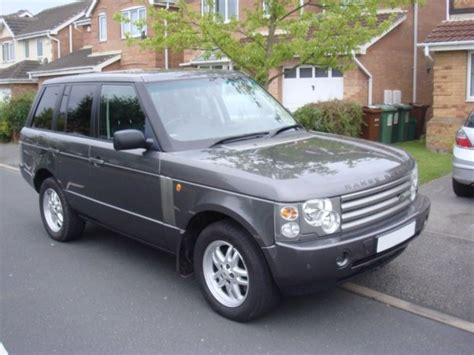 2004 range rover review 2004 land rover range rover overview cargurus