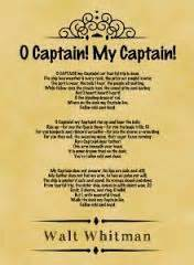 O Captain My Captain Essay by Walt Whitman S O Captain My Captain Essays On The Poem About Abraham Lincoln