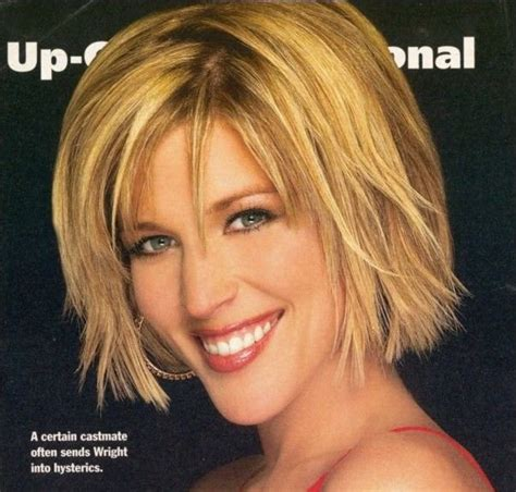 images of the back of laura wright hair wright new haircut 2013 laura wright picture 6 65th