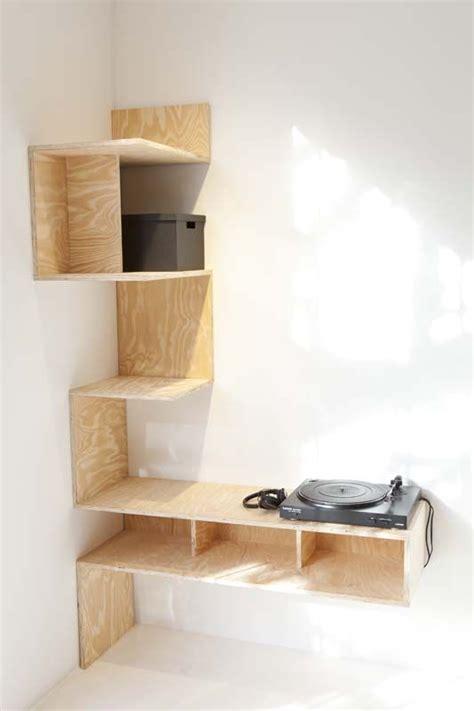 Plywood Corner Desk Hoekkast Ddw14 Karwei Diy Joshua S Room Pinterest Shelf Desk Tes And Entrance