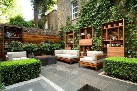 awesome front courtyard garden ideas of modern house