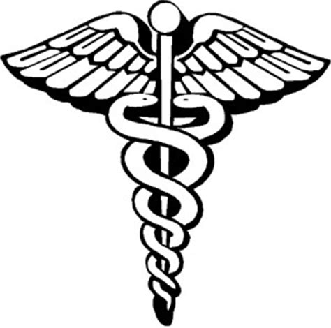 rod of asclepius amp caduceus symbols meaning