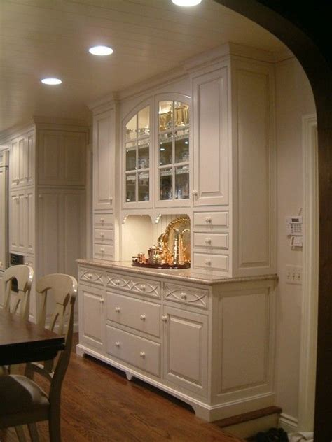 traditional dining room built ins design pictures