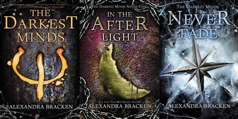 the lights will never fade books book review the darkest minds never fade in the