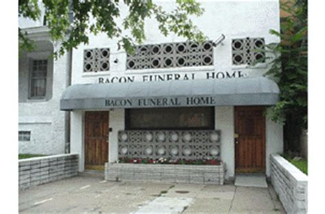 bacon funeral home washington dc legacy