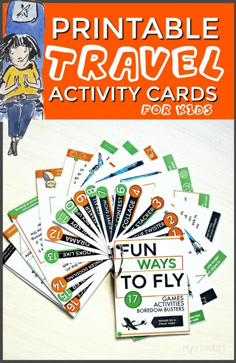Travel Category Gift Card - traveling with kids archives playtivities