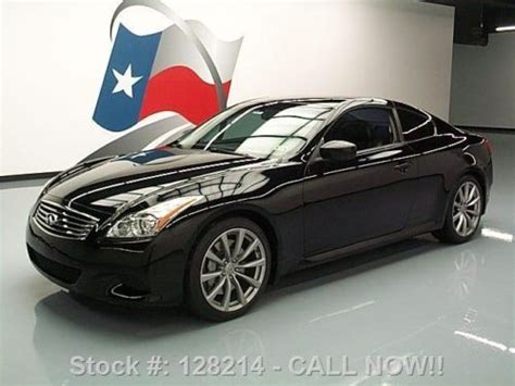 Infinity Auto Roadside Assistance Number by Find Used 2008 Infiniti G37 Sport Coupe Auto Leather