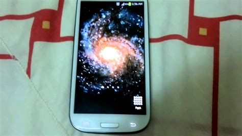 live themes samsung galaxy s3 best live wallpaper for samsung galaxy s3 youtube