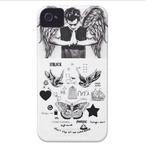 harry styles tattoo sweater amazon jewels harry styles tattoo phone cover wheretoget
